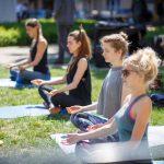 wyjazd rodzinny z zajęciami jogi Ohana