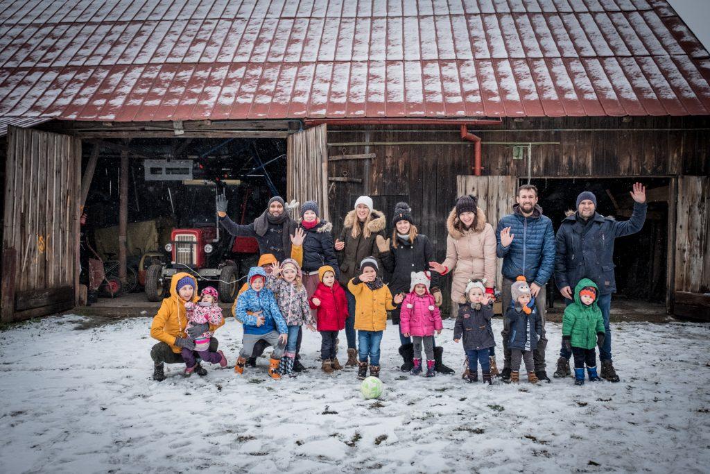 pierwsze wakacje z dziećmi w Polsce 2020