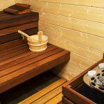 Bliżej Nieba wakacje z dziećmi w górach Ohana sauna