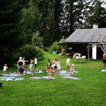 Ohana wakacje z dziećmi zajęcia jogi dla dzieci