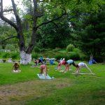 Ohana wakacje z dziećmi joga dla dorosłych