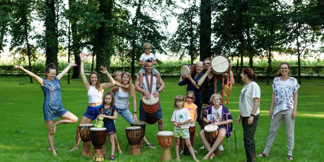 muzyczny weekend z dziećmi Ohana